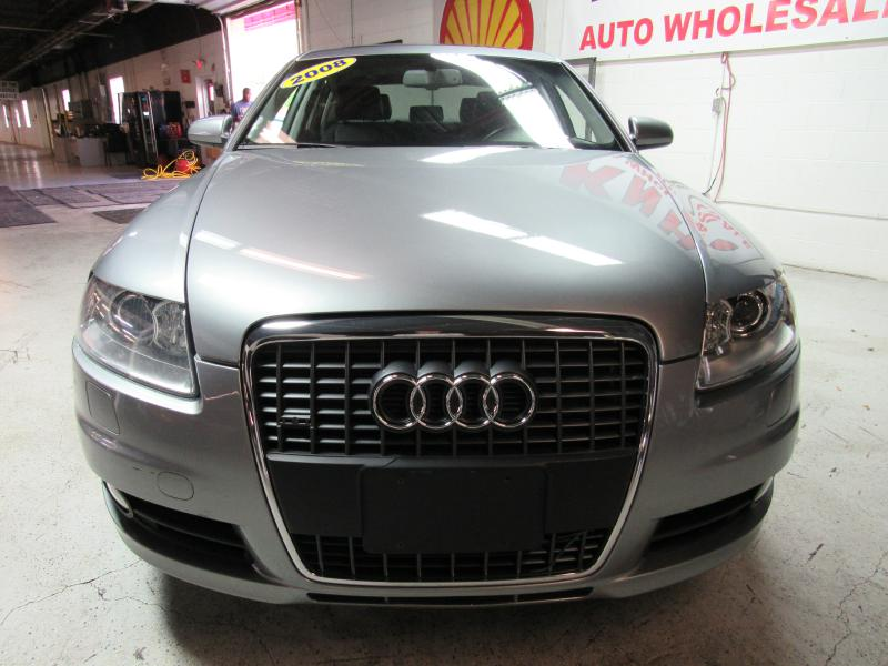 2008 AUDI A6 3.2 QUATTRO for sale at KNH Auto Sales