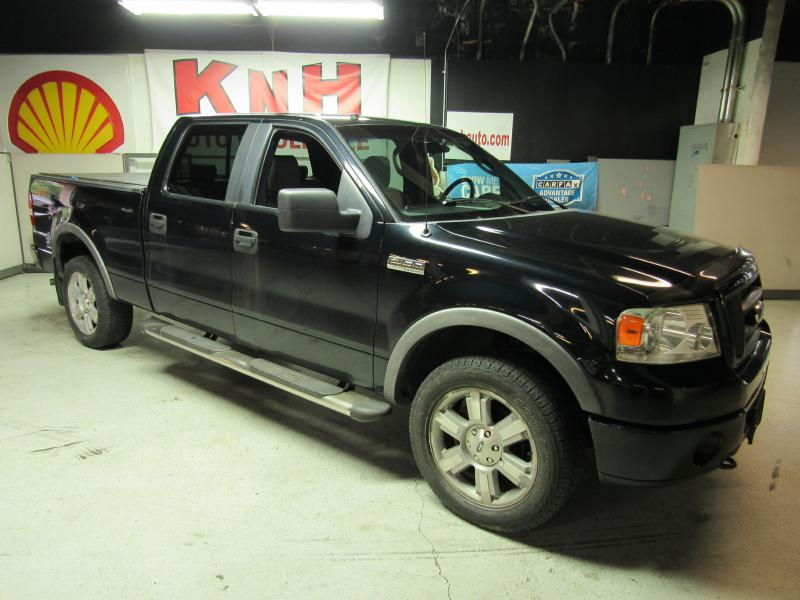 2007 FORD F150 SUPERCREW for sale at KNH Auto Sales
