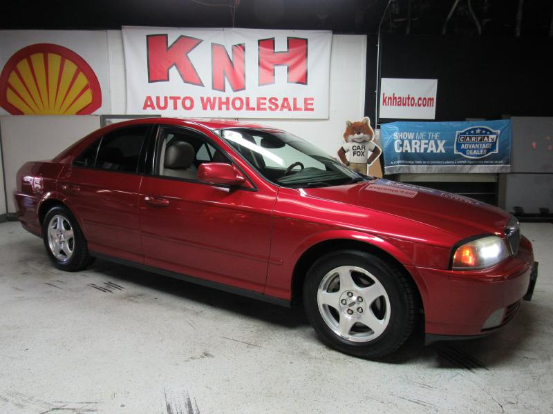 2003 LINCOLN LS  for sale at KNH Auto Sales
