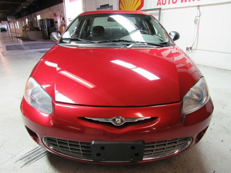 2003 CHRYSLER SEBRING LXI for sale at KNH Auto Sales