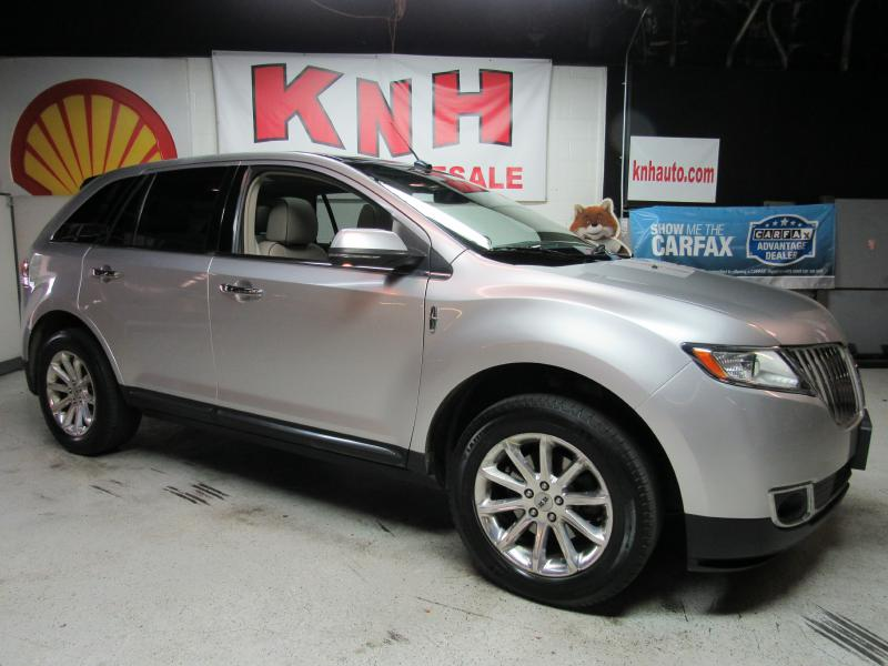 2013 LINCOLN MKX  for sale at KNH Auto Sales