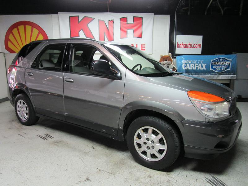 2004 BUICK RENDEZVOUS CX for sale at KNH Auto Sales