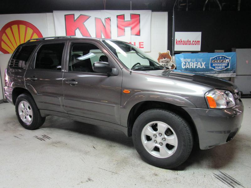 2004 MAZDA TRIBUTE ES for sale at KNH Auto Sales