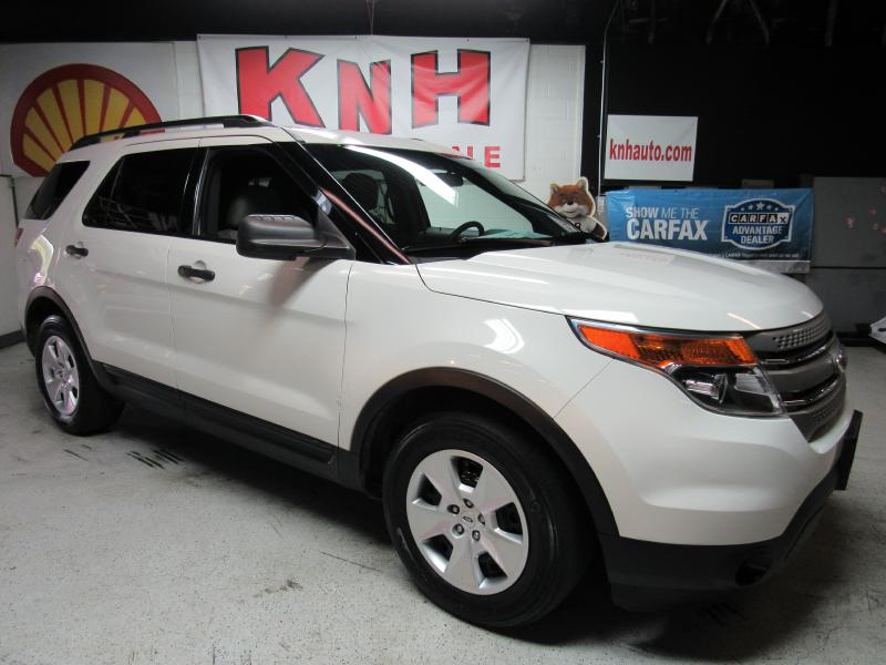 2011 FORD EXPLORER  for sale at KNH Auto Sales