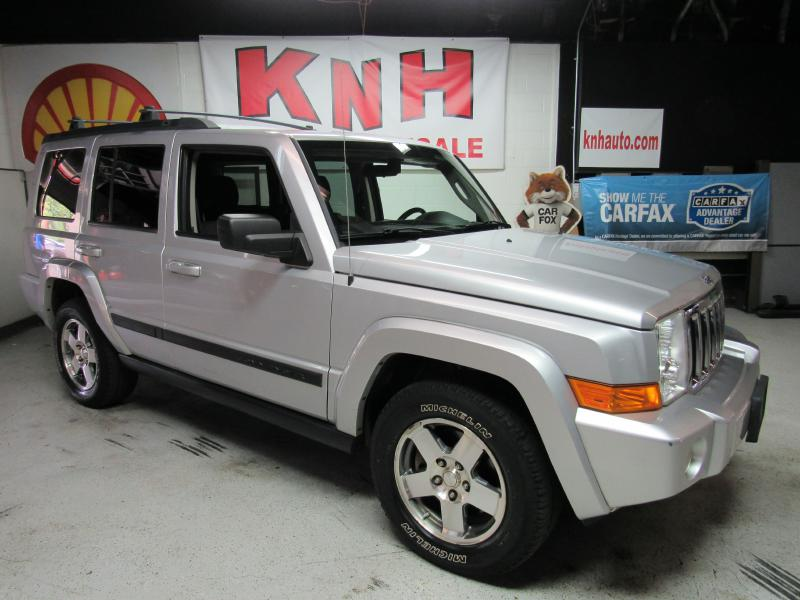 2009 JEEP COMMANDER SPORT for sale at KNH Auto Sales