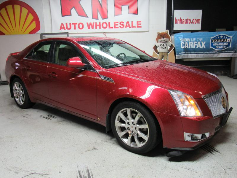 2009 CADILLAC CTS HI FEATURE V6 for sale at KNH Auto Sales