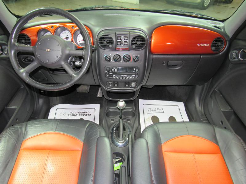 2003 CHRYSLER PT CRUISER GT for sale at KNH Auto Sales
