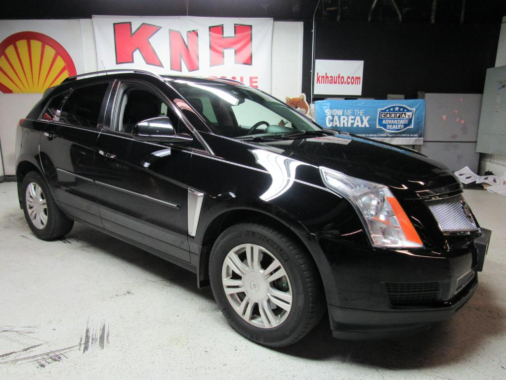 2013 CADILLAC SRX LUXURY COLLECTION for sale at KNH Auto Sales