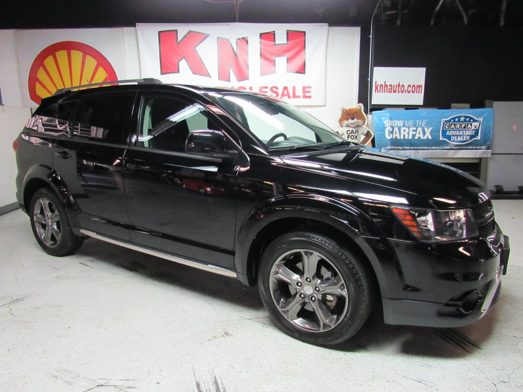 2014 DODGE JOURNEY CROSSROAD for sale at KNH Auto Sales