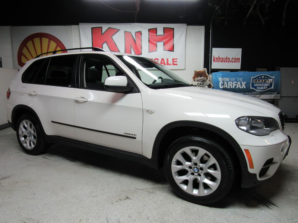 2012 BMW X5 XDRIVE35I for sale at KNH Auto Sales