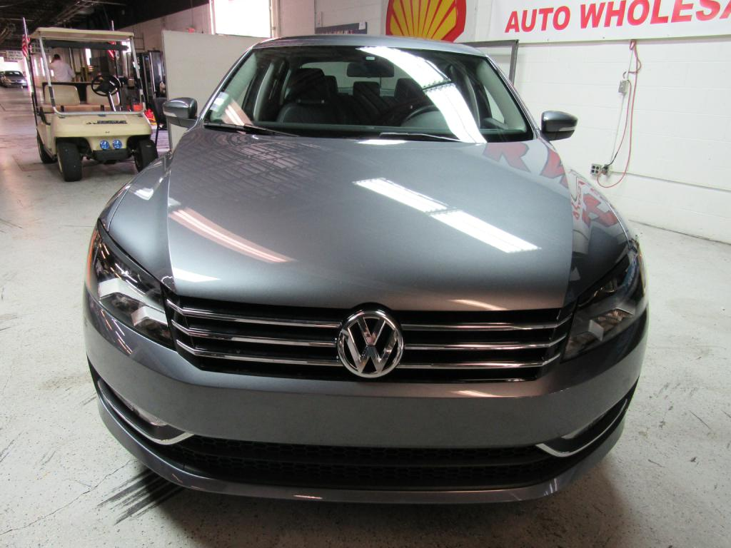 2015 VOLKSWAGEN PASSAT S for sale at KNH Auto Sales