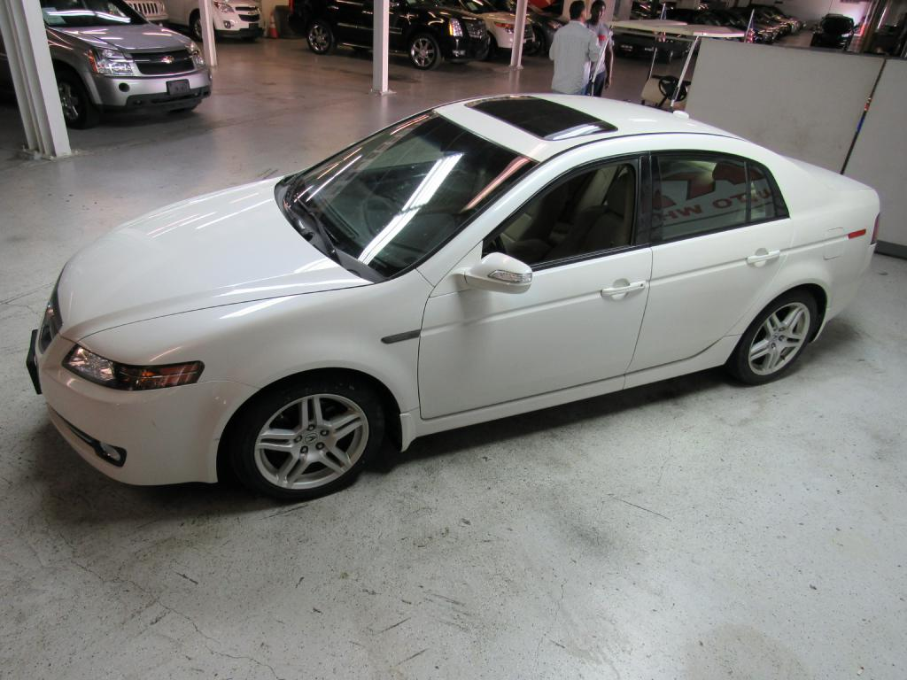 2008 ACURA TL  for sale at KNH Auto Sales