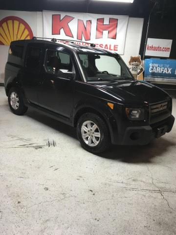 2007 HONDA ELEMENT EX for sale at KNH Auto Sales