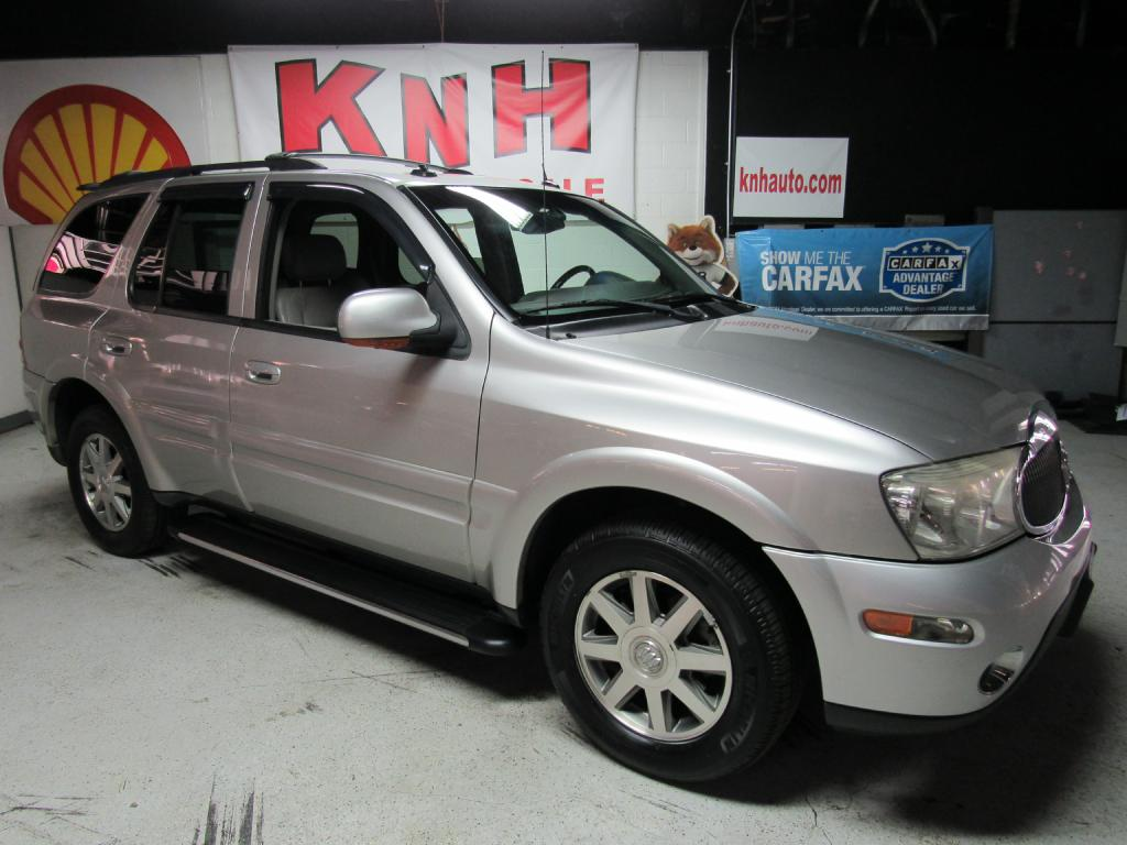 2004 BUICK RAINIER CXL for sale at KNH Auto Sales
