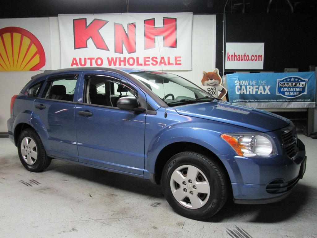 2007 DODGE CALIBER  for sale at KNH Auto Sales