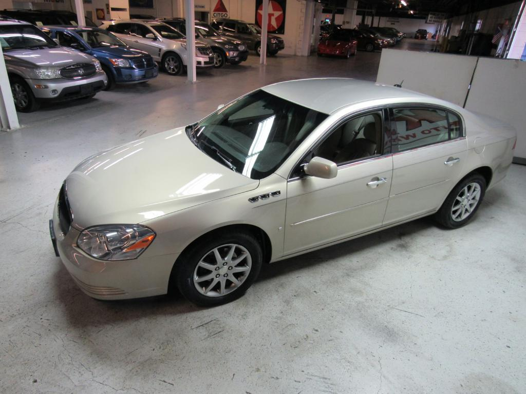 2007 BUICK LUCERNE CXL for sale at KNH Auto Sales