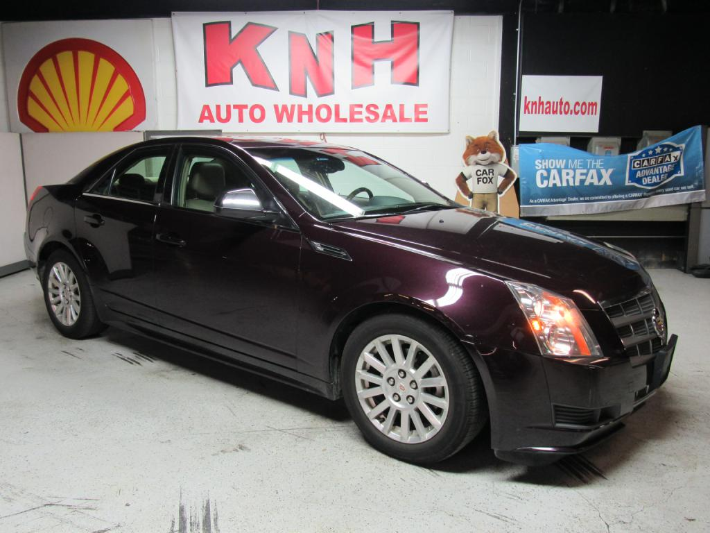 2010 CADILLAC CTS LUXURY COLLECTION for sale at KNH Auto Sales