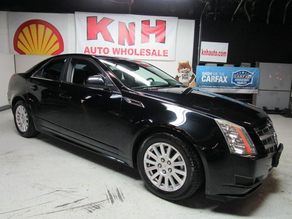 2011 CADILLAC CTS 4 LUXURY for sale at KNH Auto Sales