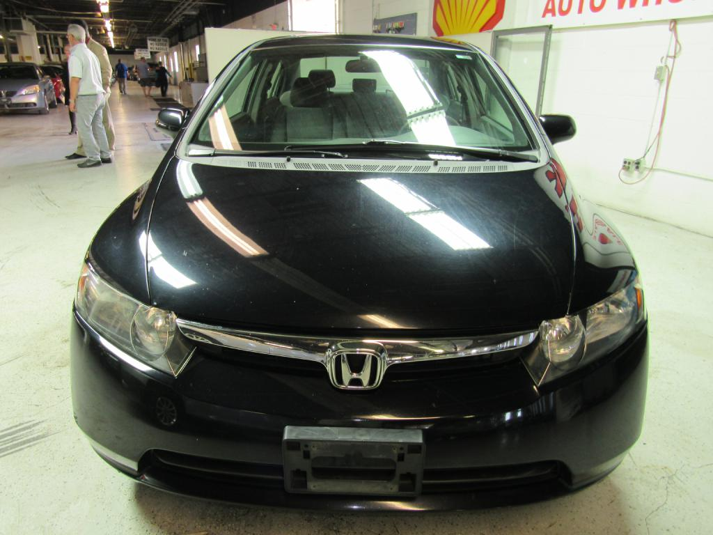2008 HONDA CIVIC LX for sale at KNH Auto Sales