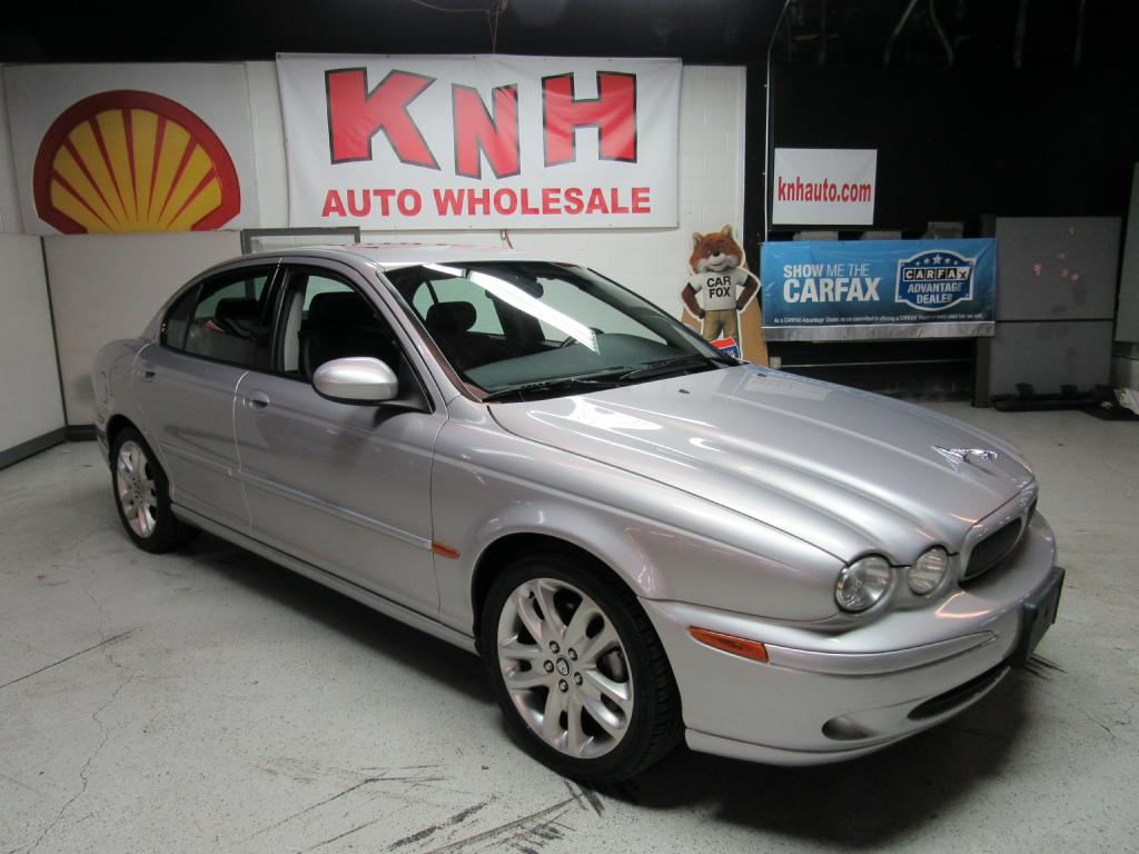2003 JAGUAR X-TYPE SPORT 2.5 for sale at KNH Auto Sales
