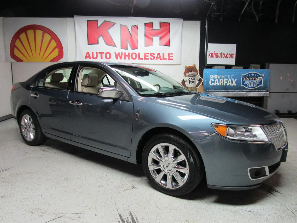 2011 LINCOLN MKZ  for sale at KNH Auto Sales