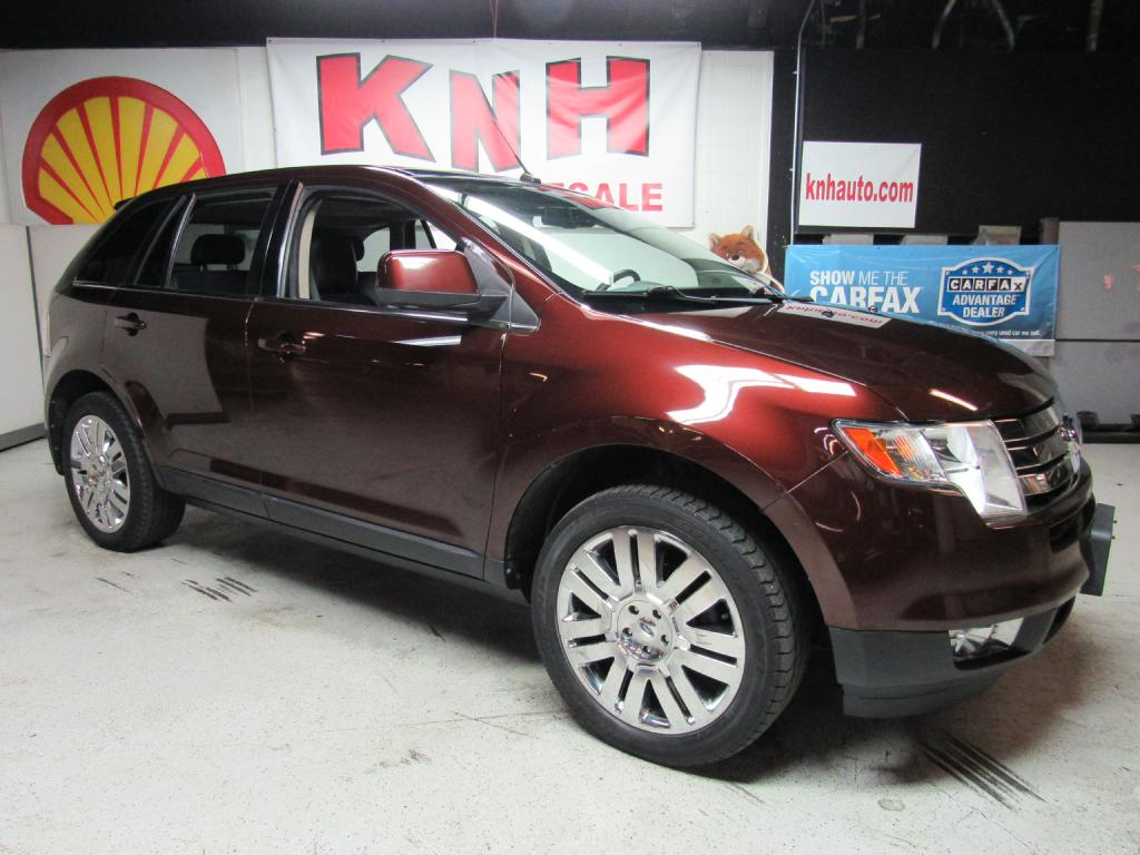 2010 FORD EDGE LIMITED for sale at KNH Auto Sales