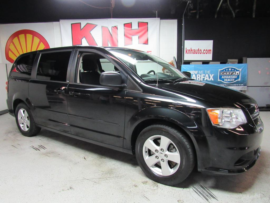 2013 DODGE GRAND CARAVAN SE for sale at KNH Auto Sales