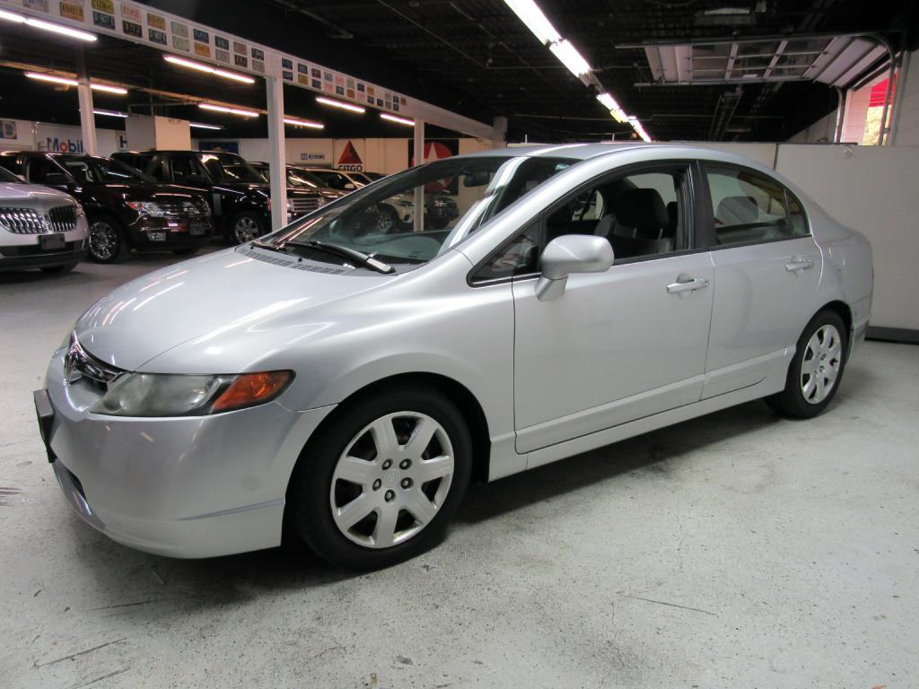 2007 HONDA CIVIC LX for sale at KNH Auto Sales