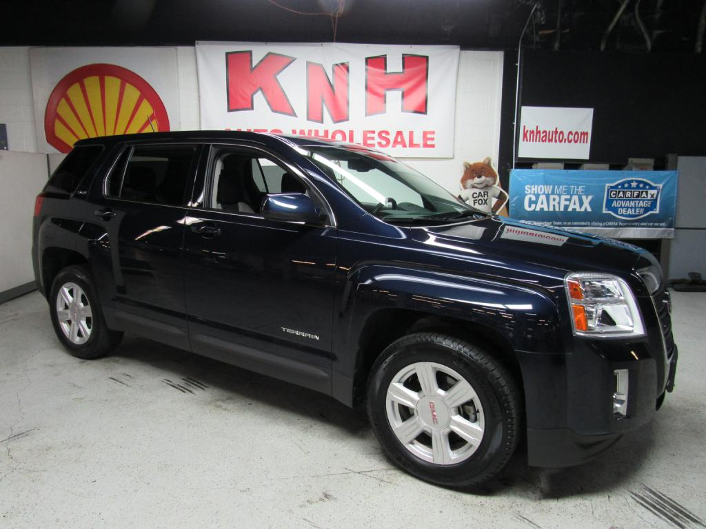 2015 GMC TERRAIN SLE for sale at KNH Auto Sales