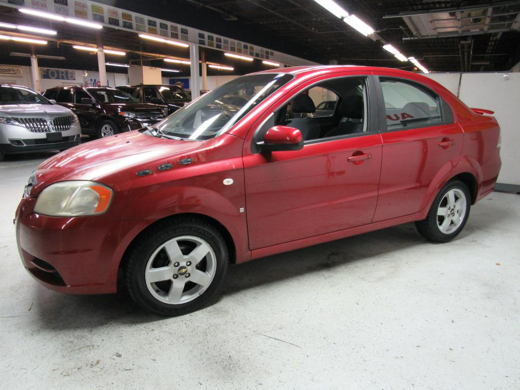2007 CHEVROLET AVEO LT for sale at KNH Auto Sales