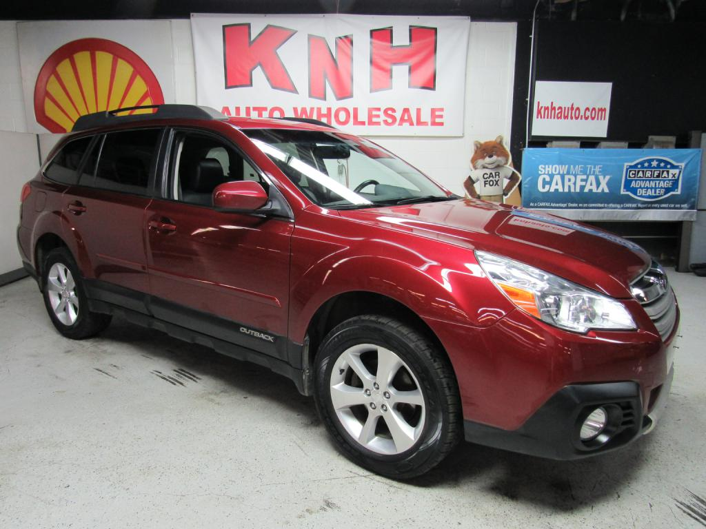 2013 SUBARU OUTBACK 2.5I LIMITED for sale at KNH Auto Sales