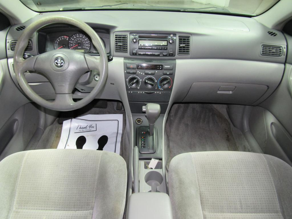 2007 TOYOTA COROLLA CE for sale at KNH Auto Sales