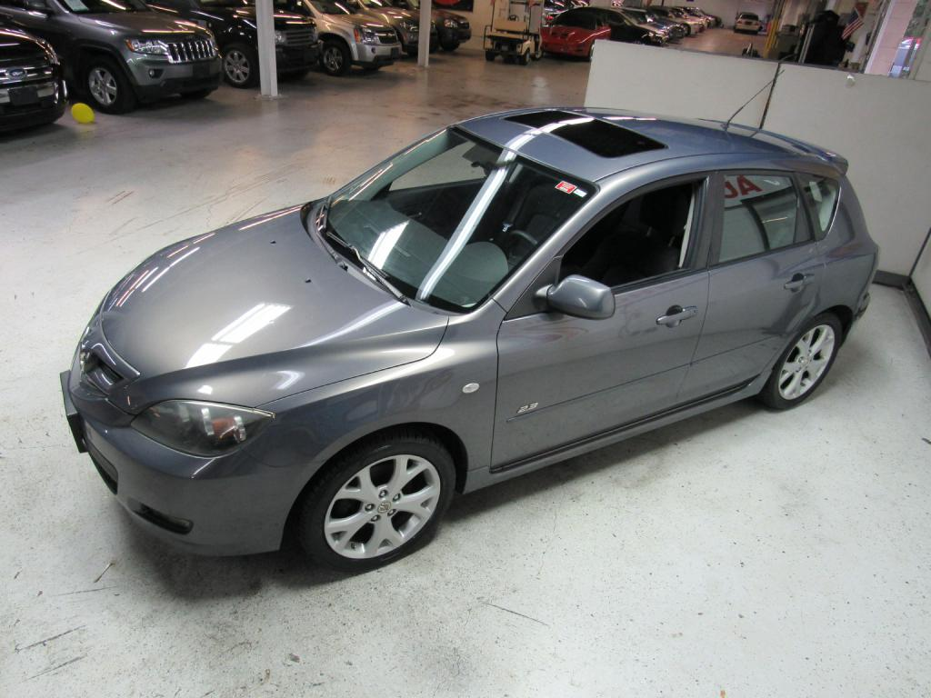 2007 MAZDA 3 HATCHBACK for sale at KNH Auto Sales