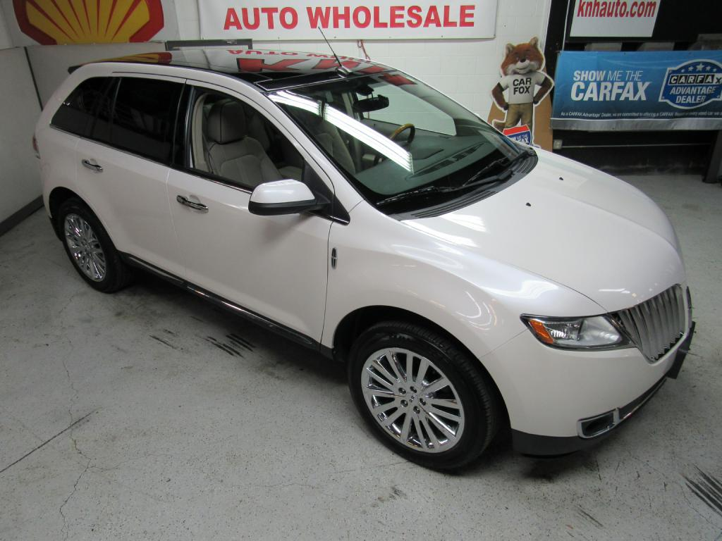 2011 LINCOLN MKX  for sale at KNH Auto Sales