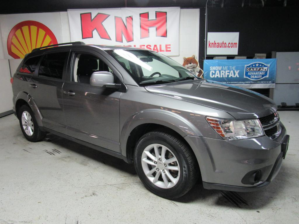 2013 DODGE JOURNEY SXT for sale at KNH Auto Sales