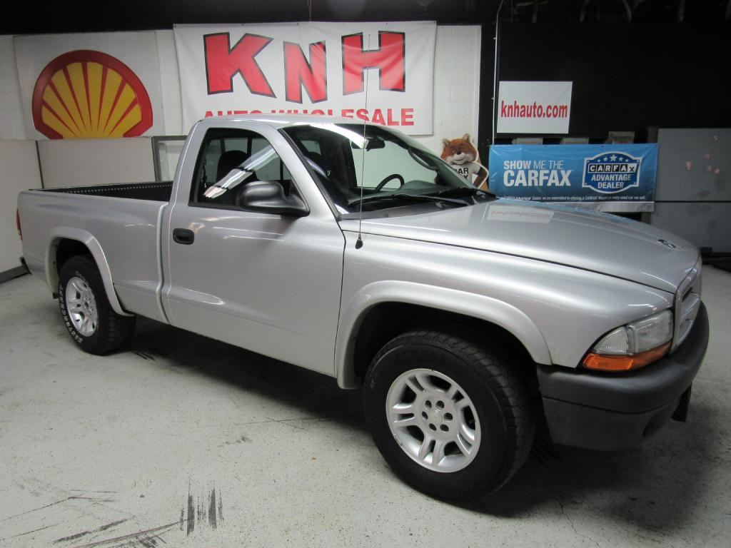 2003 DODGE DAKOTA SXT for sale at KNH Auto Sales