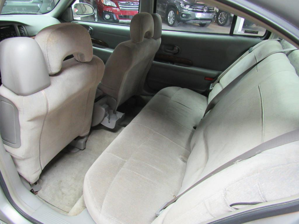 2001 BUICK LESABRE CUSTOM for sale at KNH Auto Sales