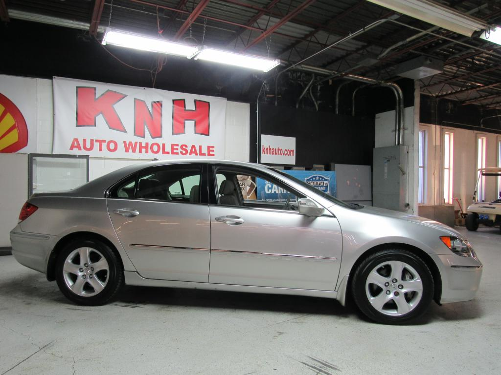 2005 ACURA RL  for sale at KNH Auto Sales