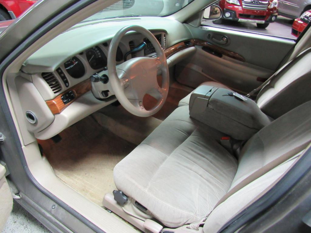 2002 BUICK LESABRE CUSTOM for sale at KNH Auto Sales
