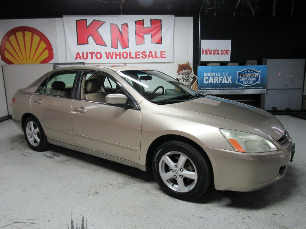 2004 HONDA ACCORD EX for sale at KNH Auto Sales