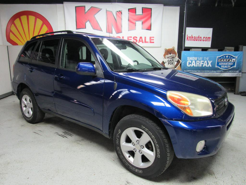 2005 TOYOTA RAV4  for sale at KNH Auto Sales