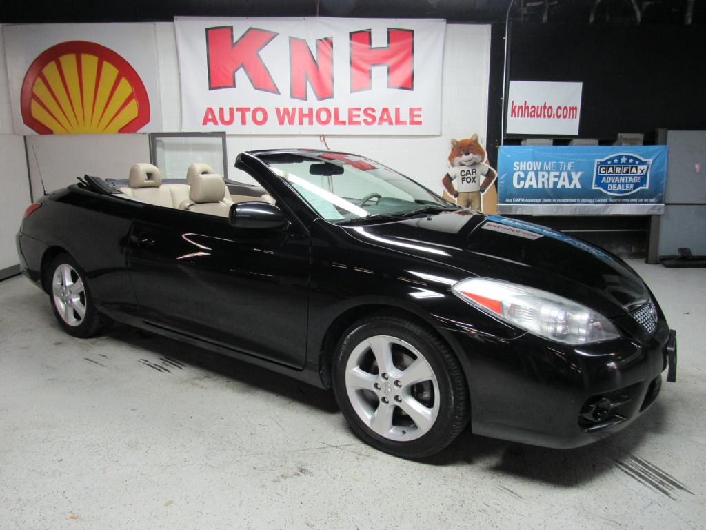 2008 TOYOTA CAMRY SOLARA SE for sale at KNH Auto Sales