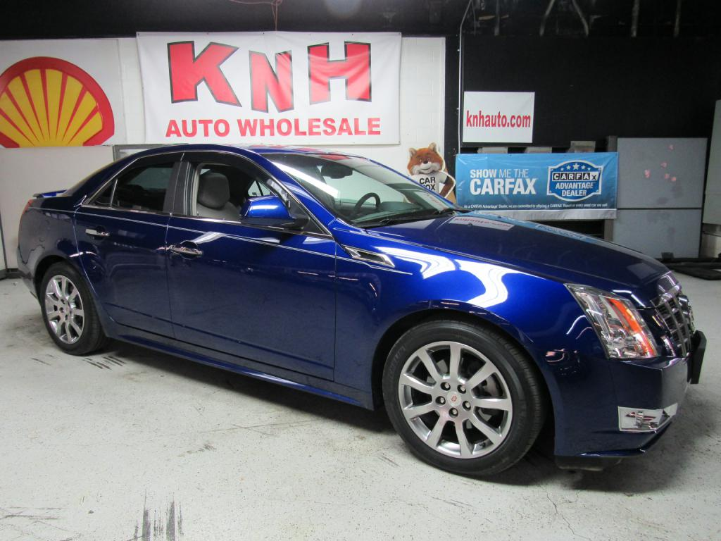 2012 CADILLAC CTS LUXURY COLLECTION for sale at KNH Auto Sales