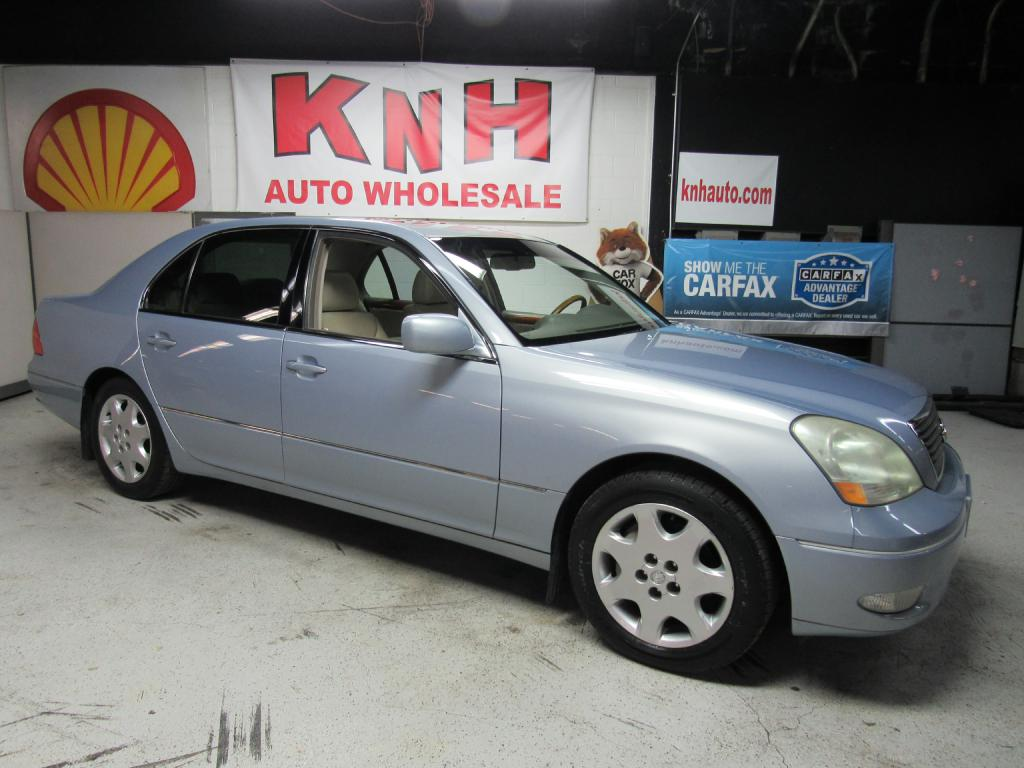 2003 LEXUS LS 430 for sale at KNH Auto Sales