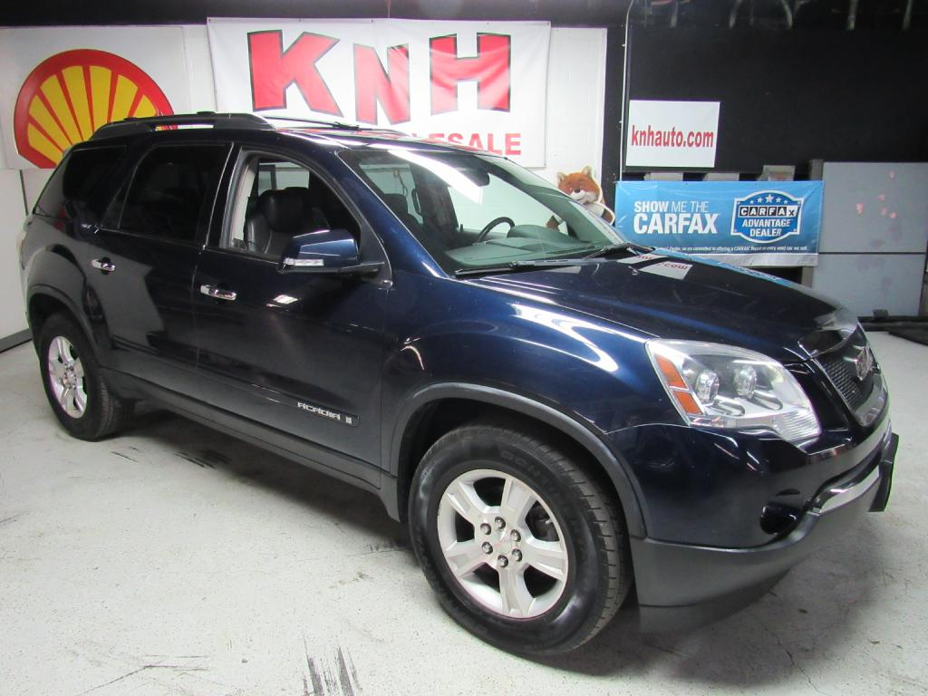 2008 GMC ACADIA SLT-1 for sale at KNH Auto Sales