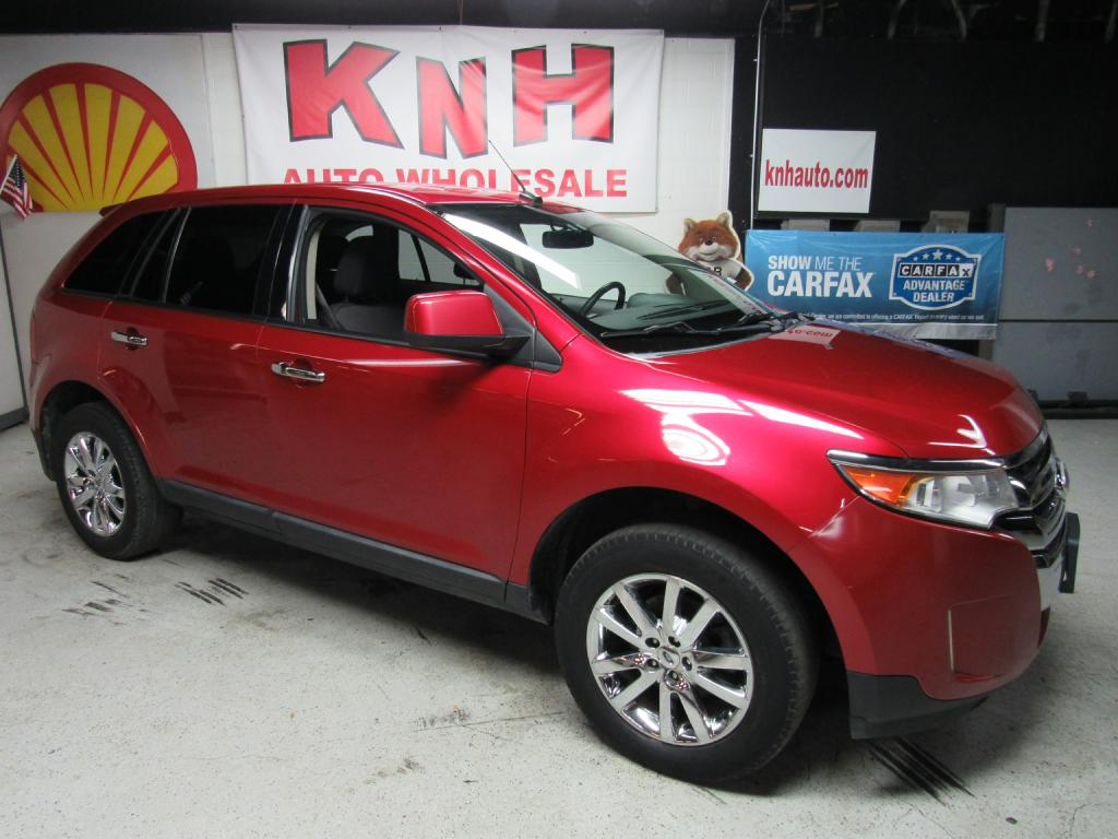 2011 FORD EDGE SEL for sale at KNH Auto Sales