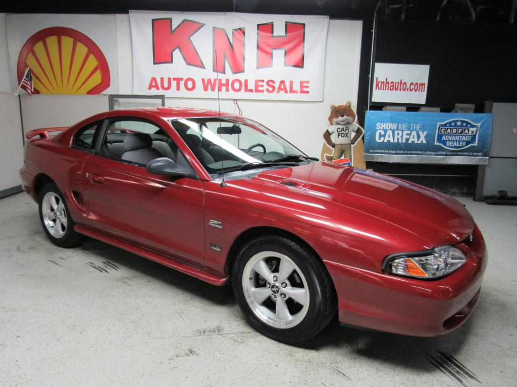 1994 FORD MUSTANG GT for sale at KNH Auto Sales