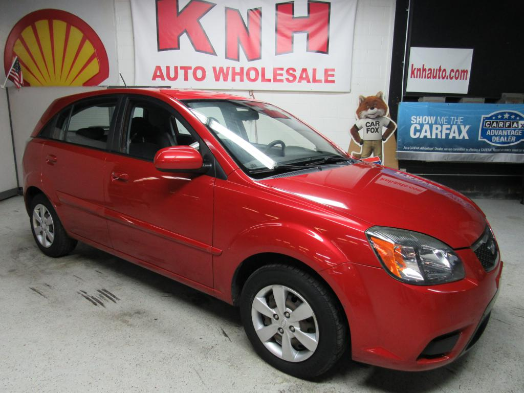 2010 KIA RIO LX for sale at KNH Auto Sales