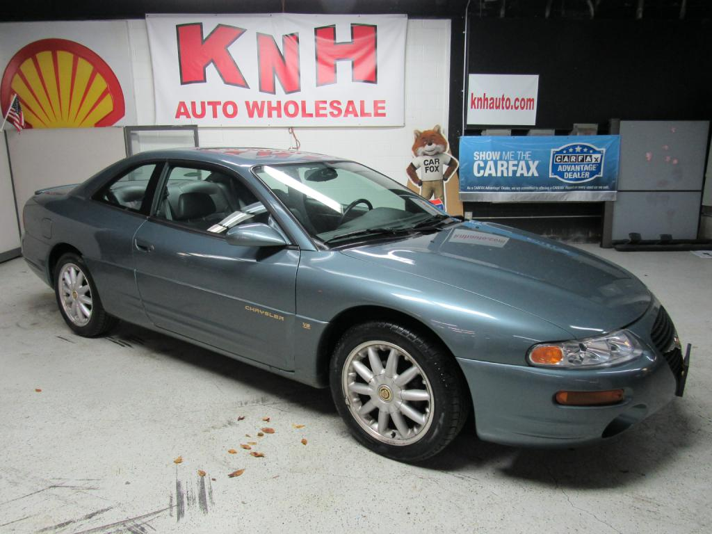 1999 CHRYSLER SEBRING LXI for sale at KNH Auto Sales