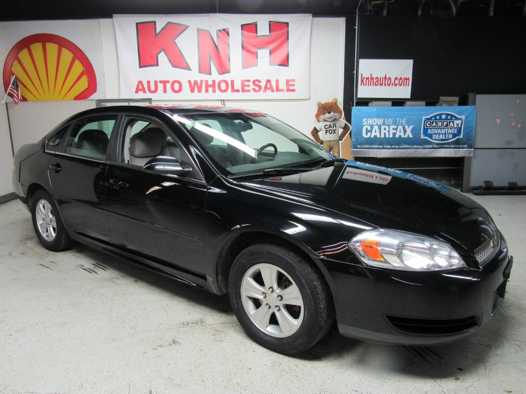 2012 CHEVROLET IMPALA LS for sale at KNH Auto Sales